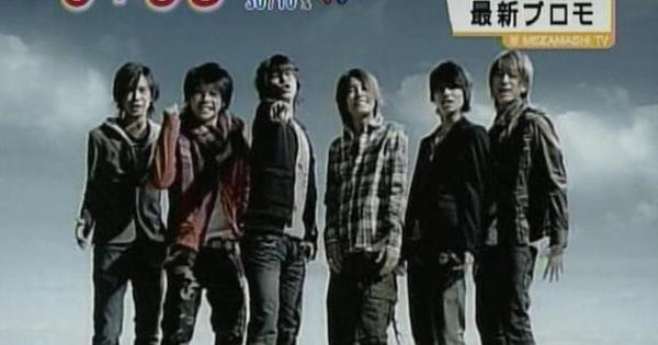 NEWS新曲「星をめざして」PV @ ...