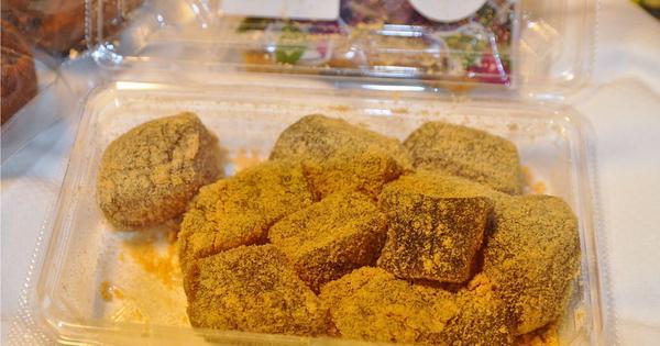 [點心食譜]黑糖蓮藕粉涼糕做法