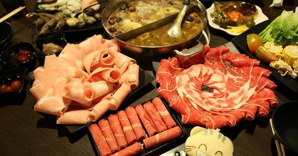 [國父紀念館] 蒙古紅火鍋:麻辣不油膩的吃到飽火鍋 2384